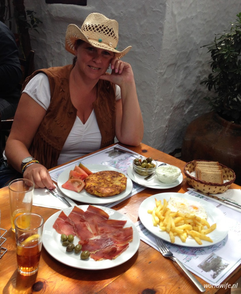 Tapas Bar Anita Ibiza
