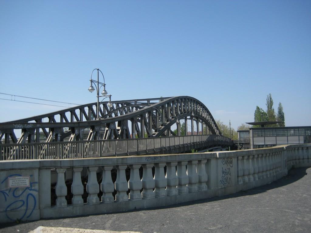 Bösebrücke berlijn