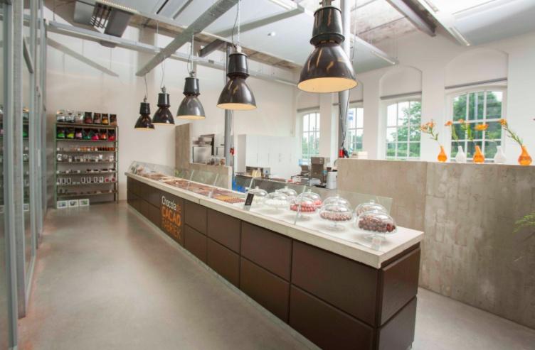 Foto www.chocoladecacaofabriek.nl