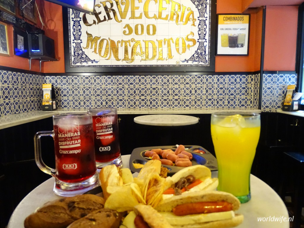 Cervezeria 100 montaditos, Calle Mayor 22
