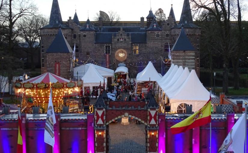 Het kasteel van Sinterklaas Helmond