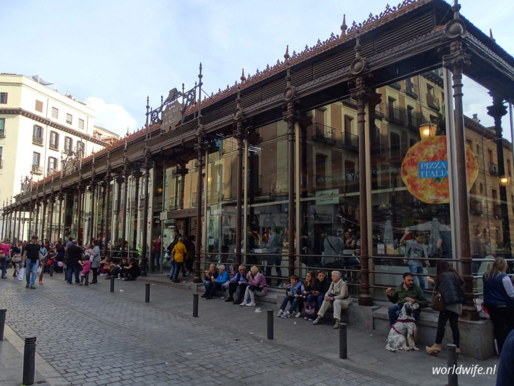 Mercado de San Miguel, Plaza de San Miguel, Madrid