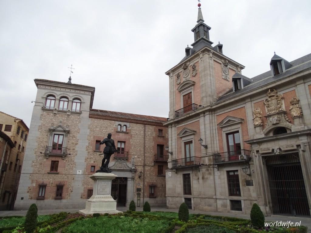 Plaza de Villa, La latina