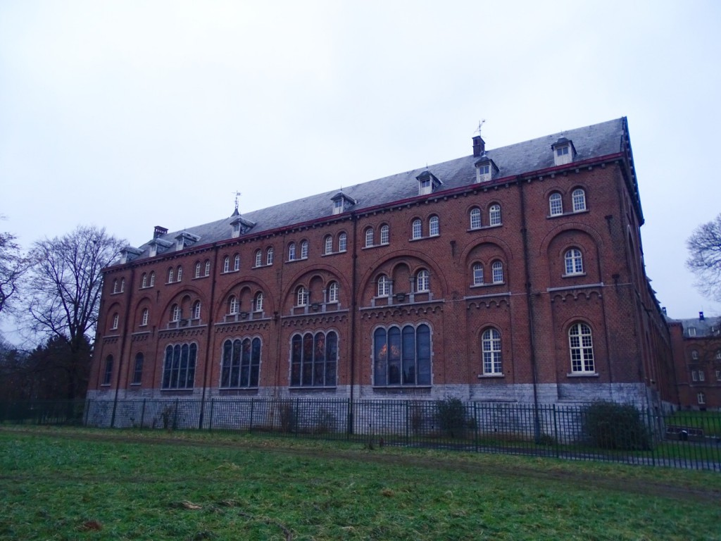 Abdij keizersberg Leuven