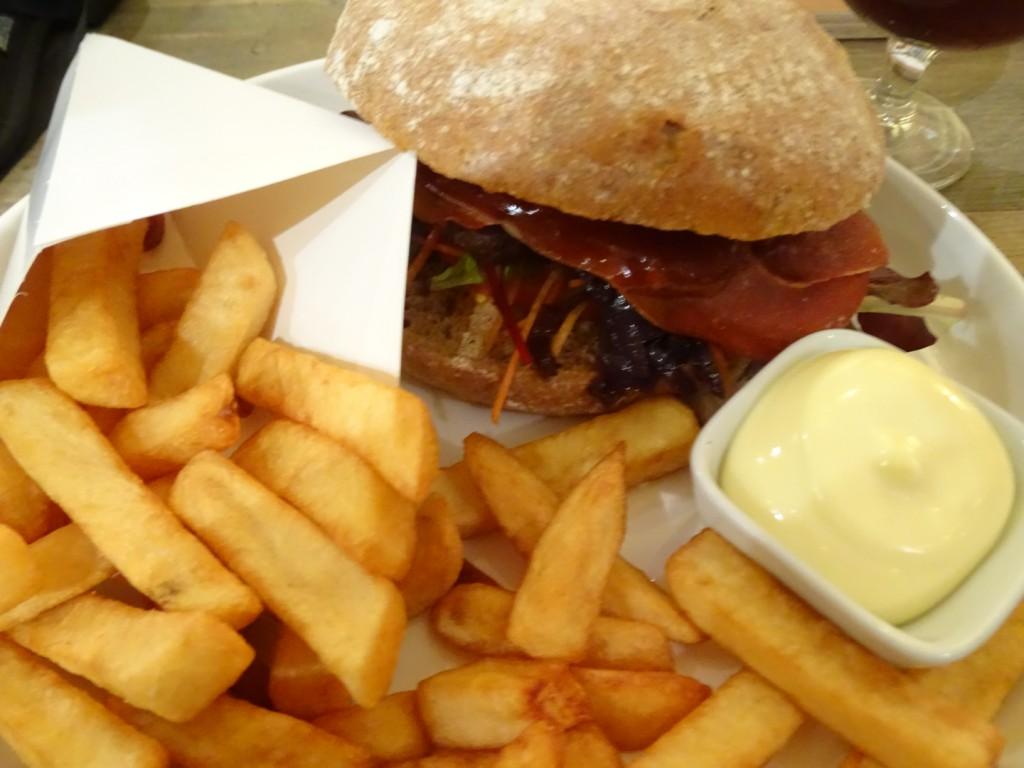Hamburger de Hoorn leuven