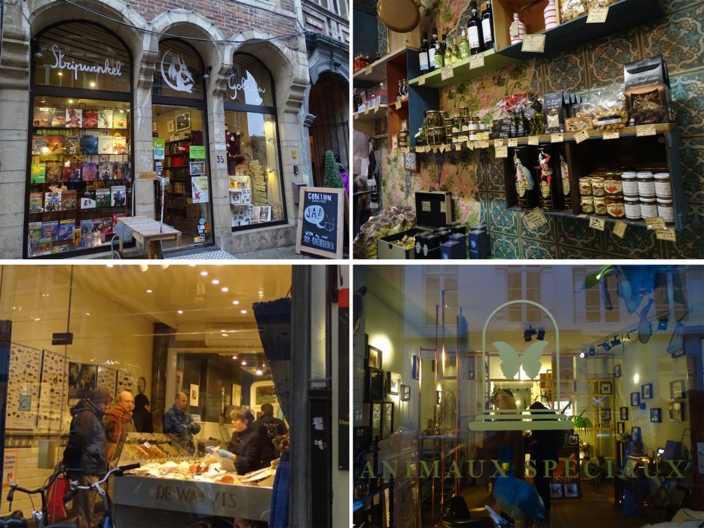 Winkelen Leuven