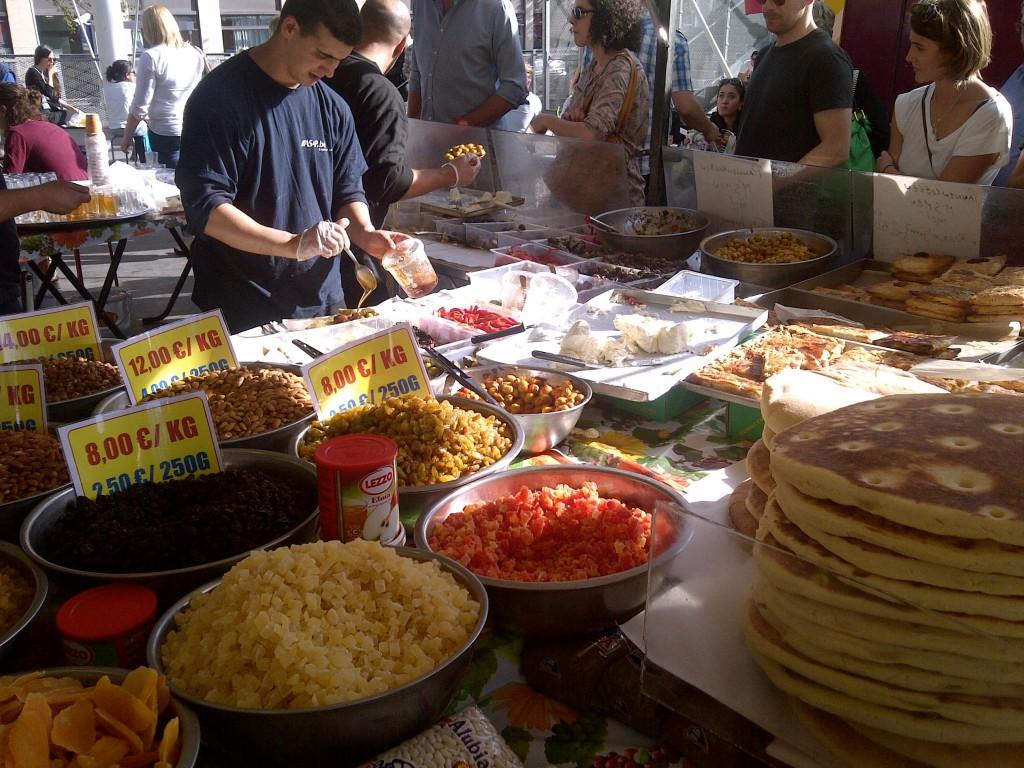 Antwerpen vreemdelingenmarkt