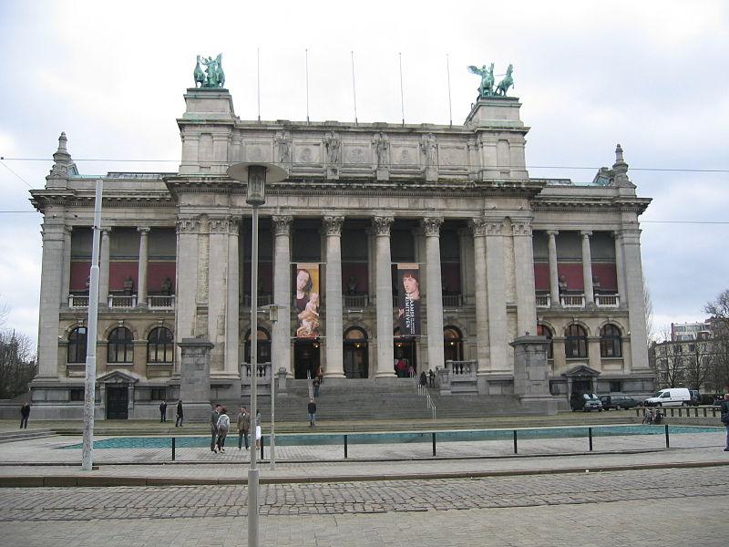 Diepe fontein Antwerpen