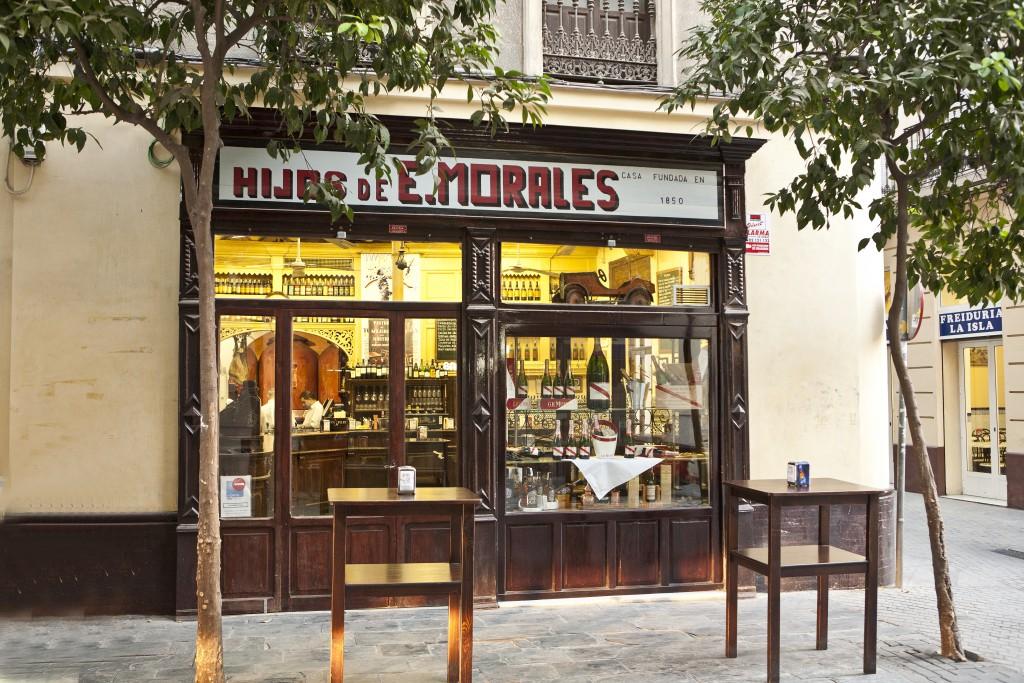 Casa Morales, Calle García de Vintesa 11, Sevilla