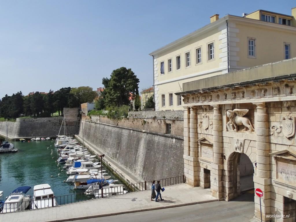 Zadar bezienswaardigheden