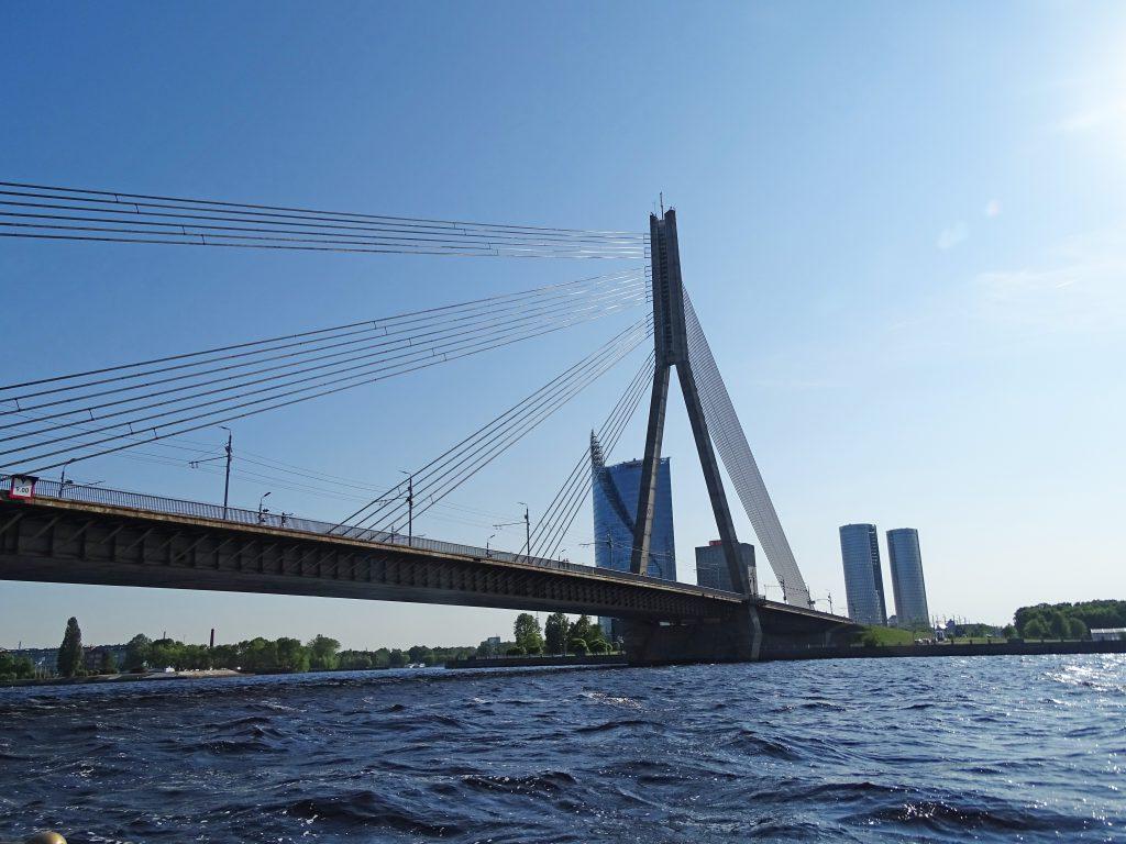 boottocht Riga