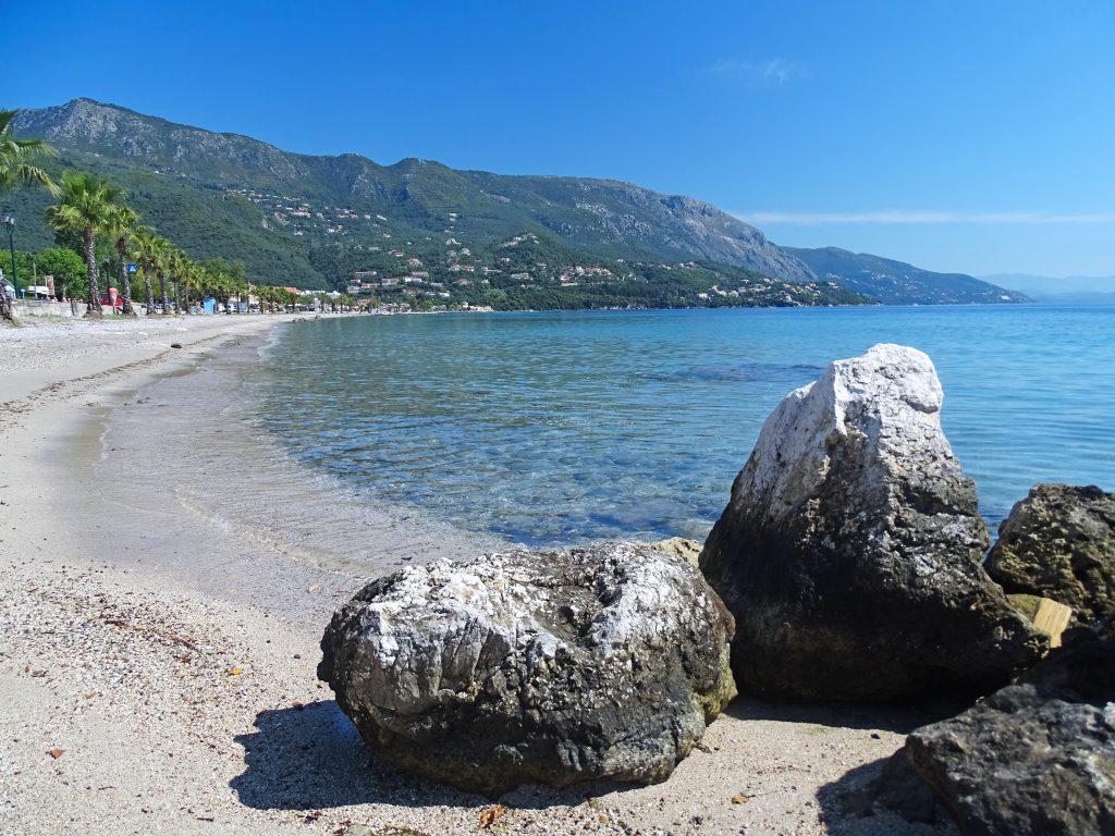 Ipsos Bay Corfu