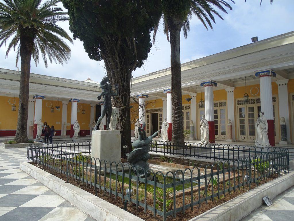 Achilleion Palace Corfu