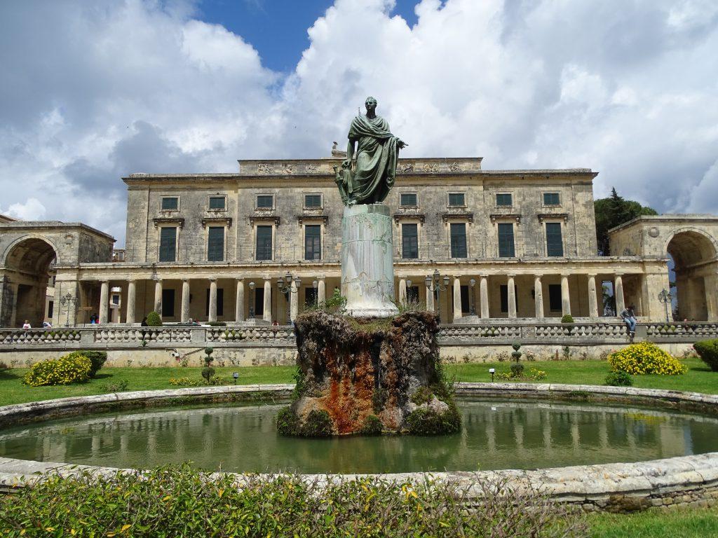 tips Corfu stad Kerkyra