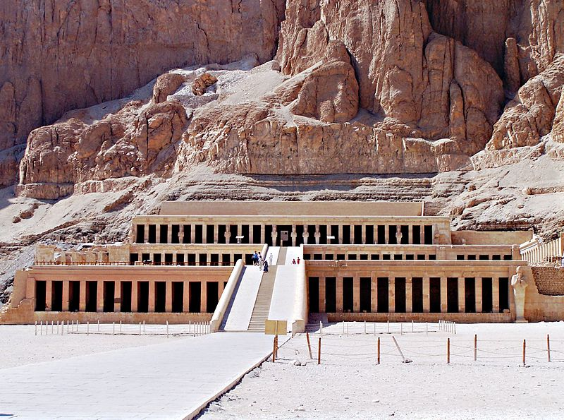 tempels Luxor