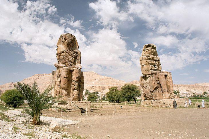 Luxor Memnon