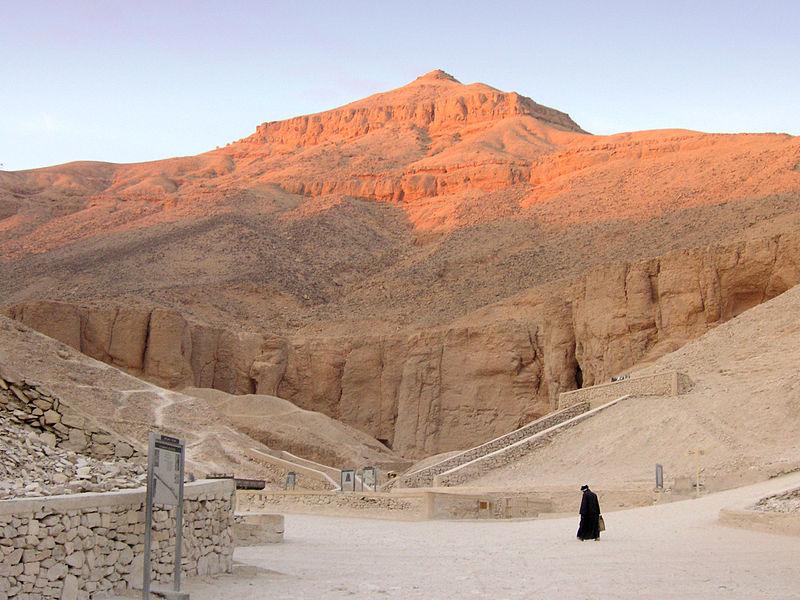 Luxor vallei der koningen