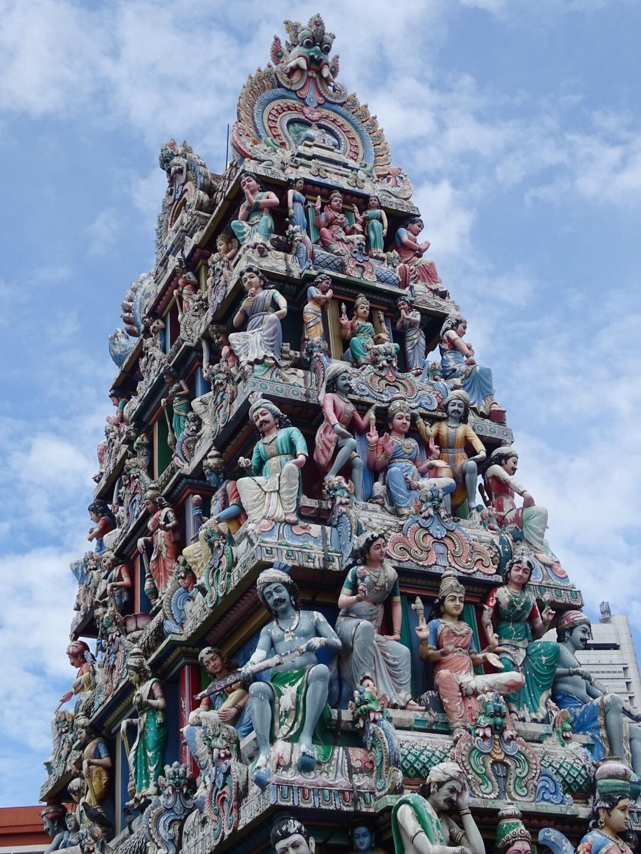 hindu tempel singapore
