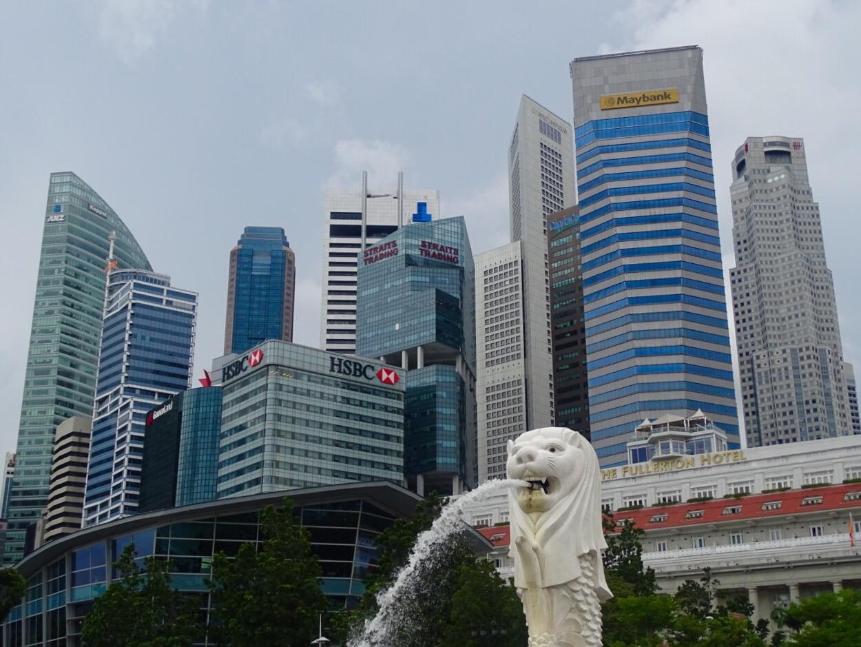 Singapore in 2 dagen - Worldwife.nl