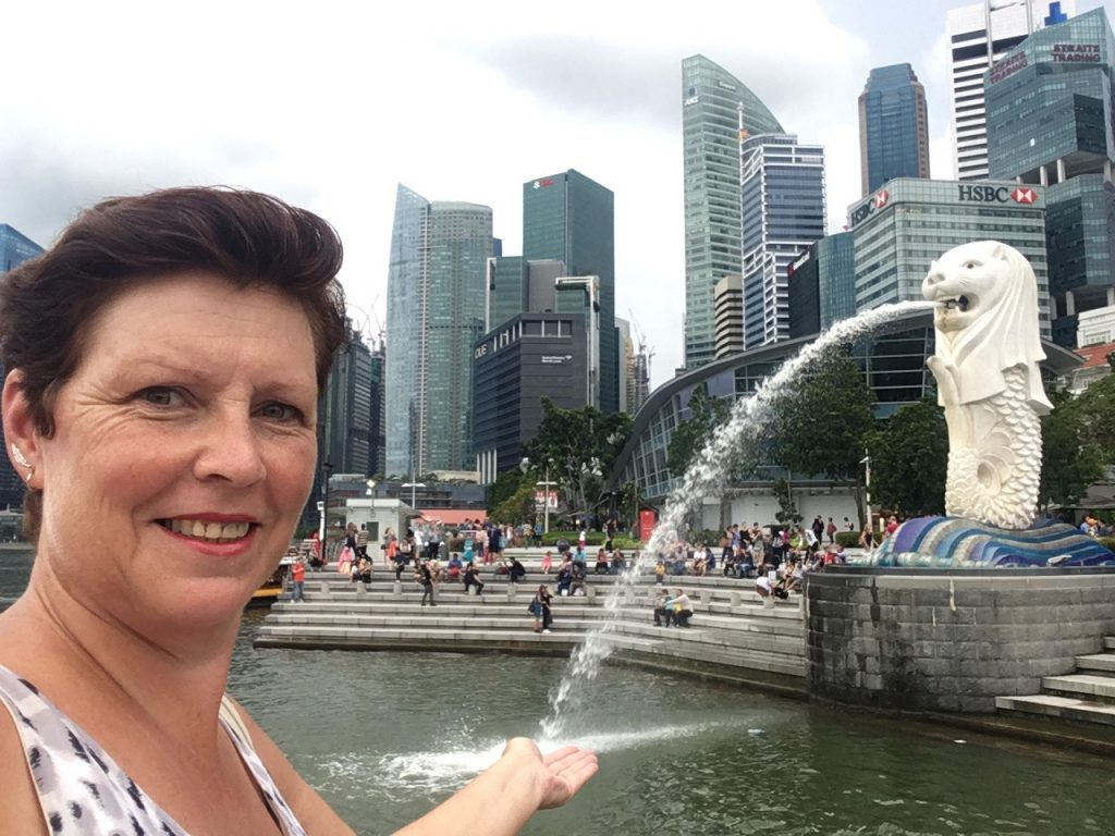 Merlion singapore tips