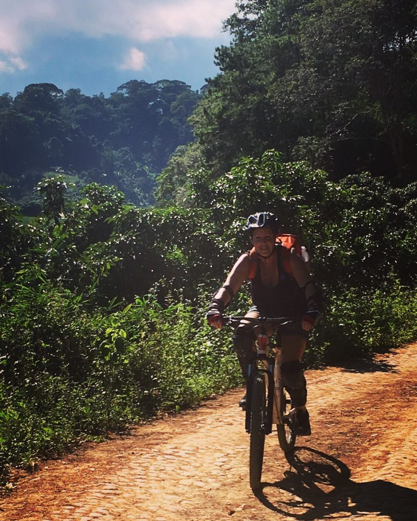 mountainbiken doi suthep chiang mai