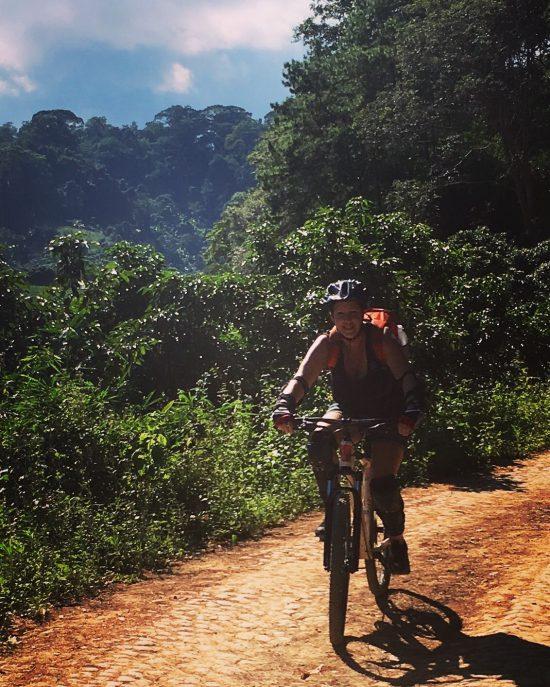mountainbiken doi suthep chiang mai