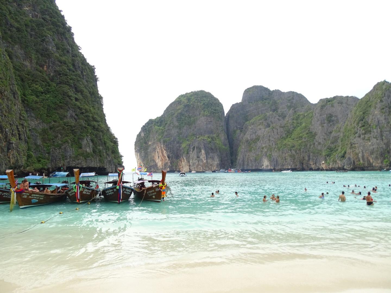 maya beach koh phi phi