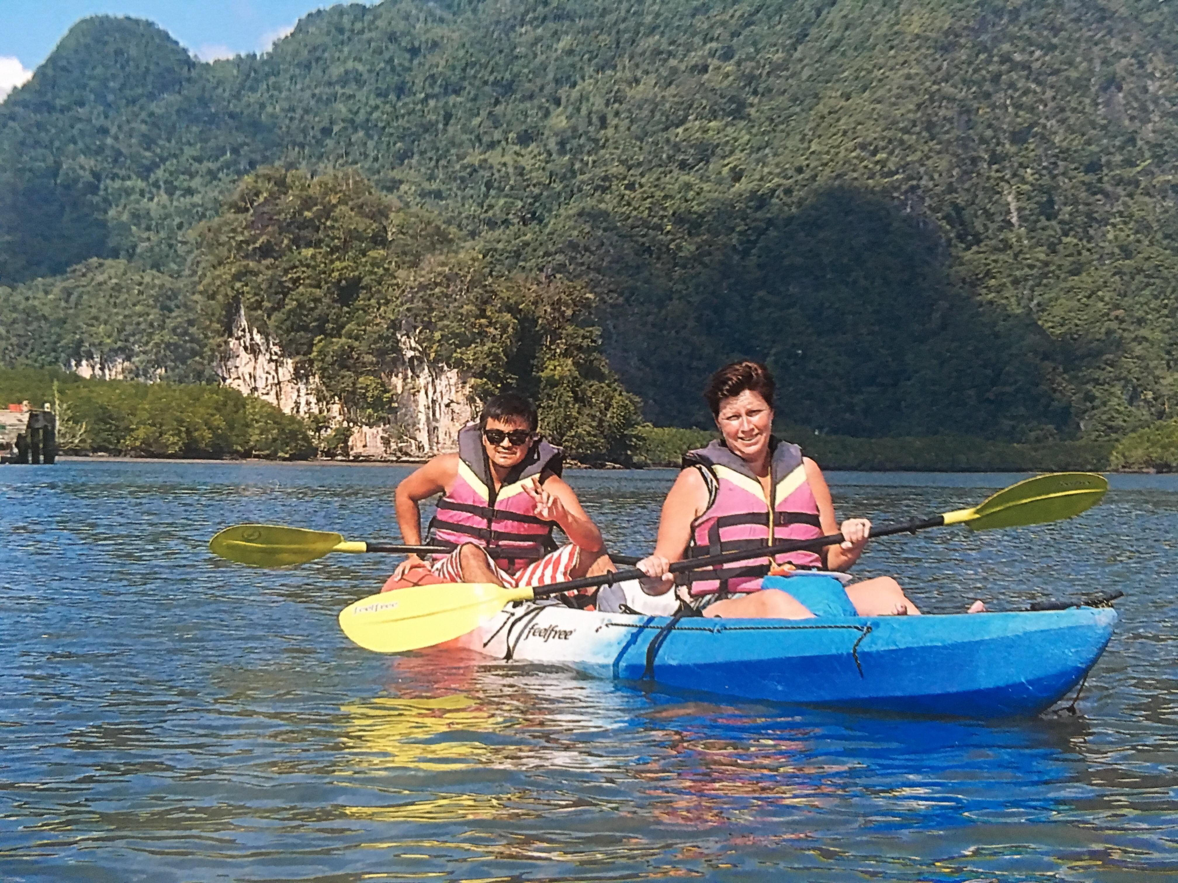 kayakken ao tha lane krabi ao nang