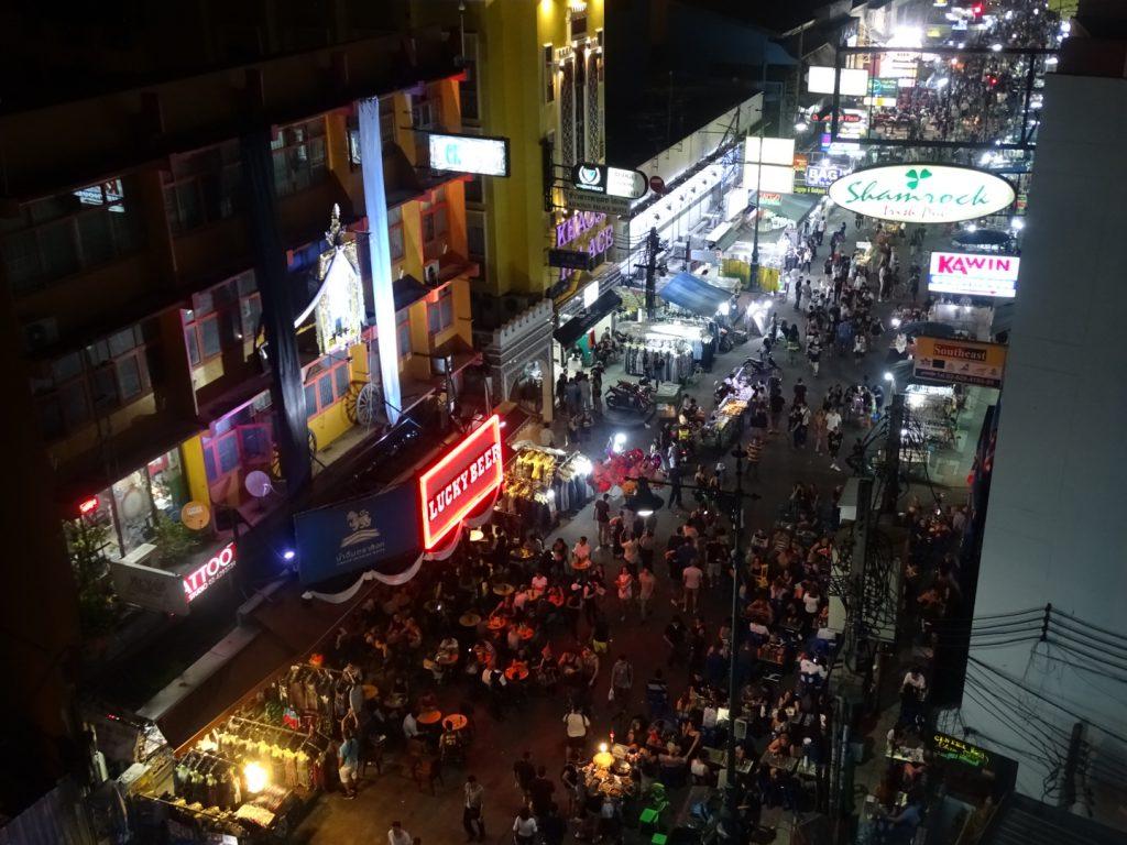 overnachten bangkok