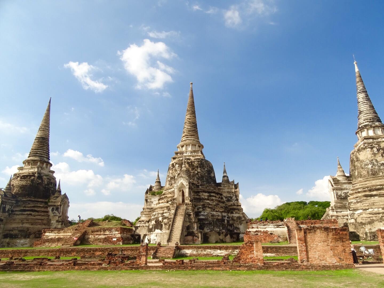 wat te doen in ayutthaya