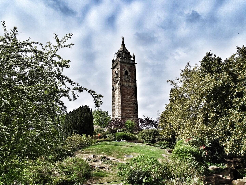 brandon hill park bristol cabot tower