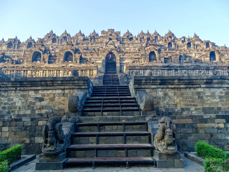 Borobudur Java Indonesië