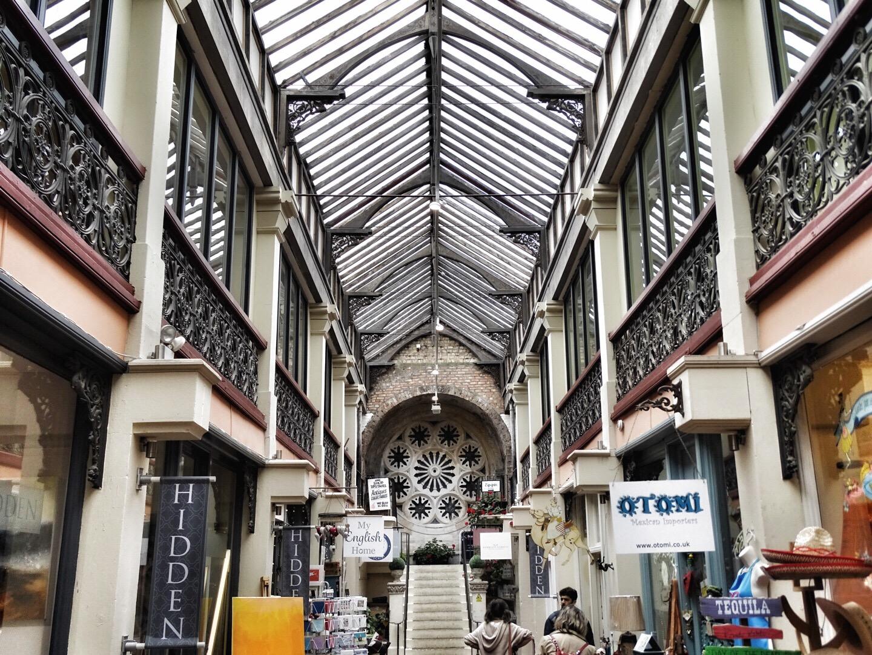 clifton arcade village bristol