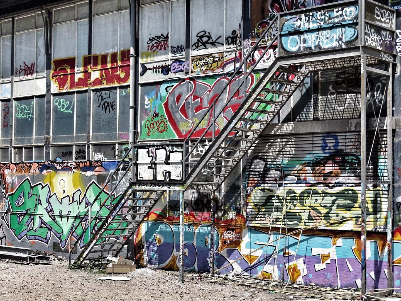 graffiti en street art eindhoven strijp s