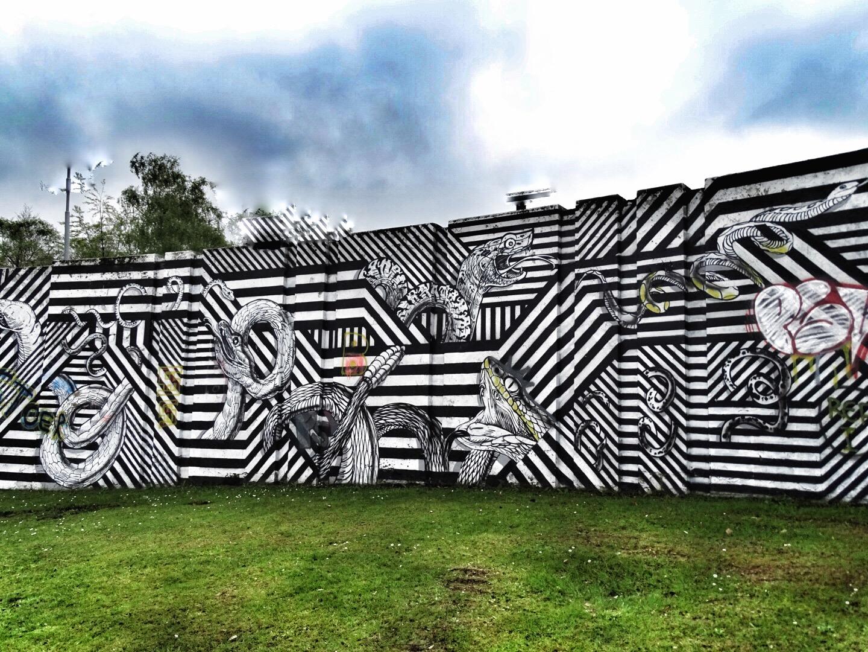 street art eindhoven berenkuil