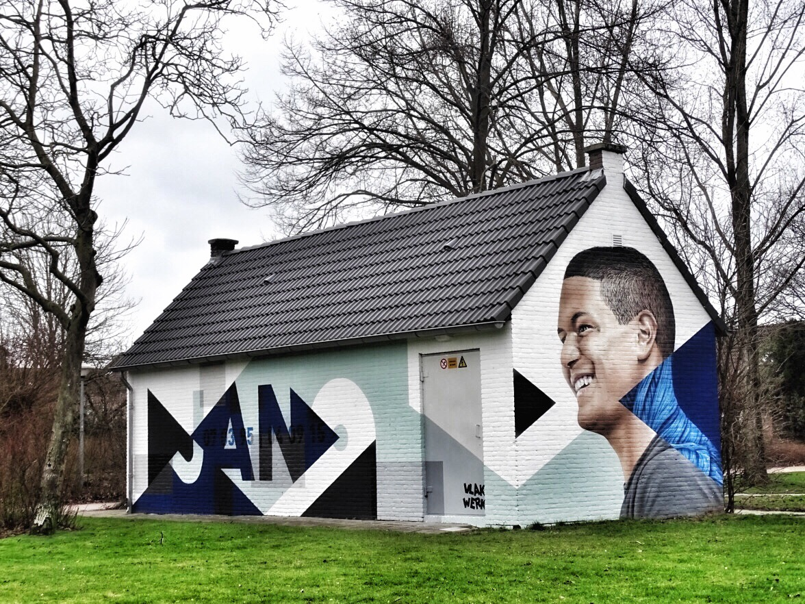 street art eindhoven jano