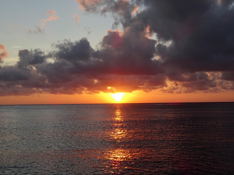 zonsopkomst amed bali
