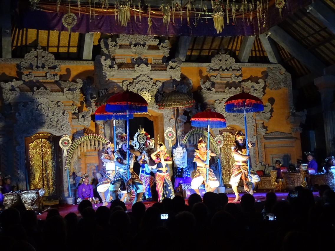legong dance ubud palace bali