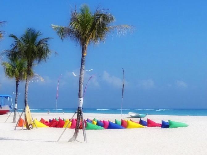 lighthouse beach Nusa Lembongan