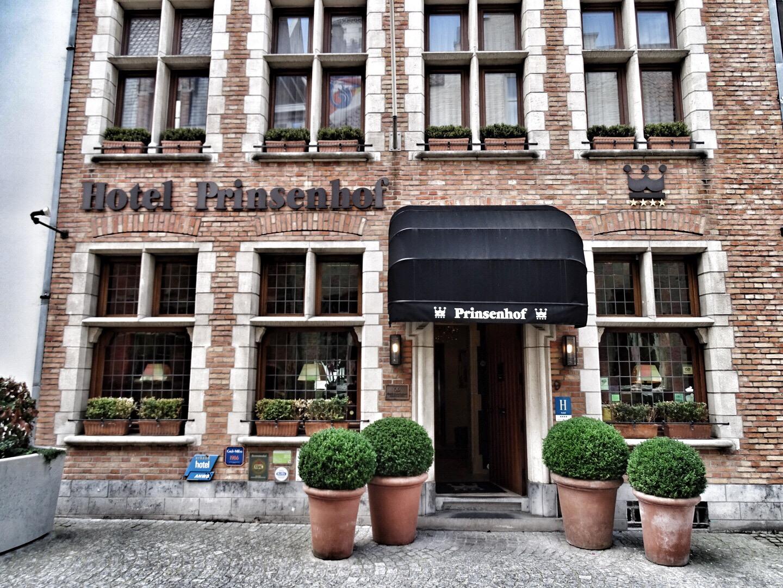 hotel prinsenhof brugge