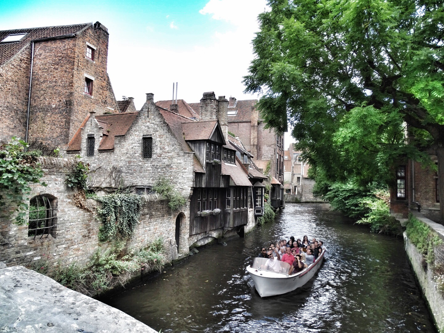 boottocht brugge