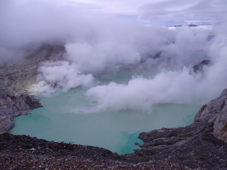 Mount Ijen Java