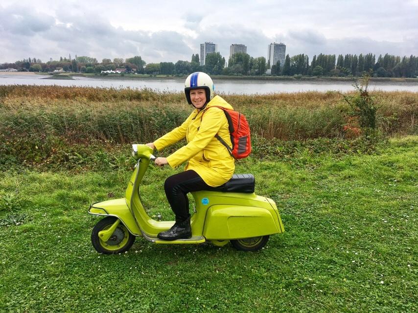 scooter rijden antwerpen