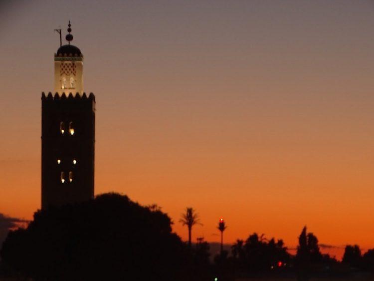 tips stedentrip marrakech