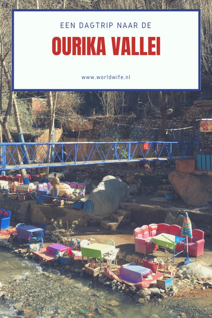 Ontsnap aan de hectiek van Marrakech en maak een dagtrip naar de Ourika Vallei