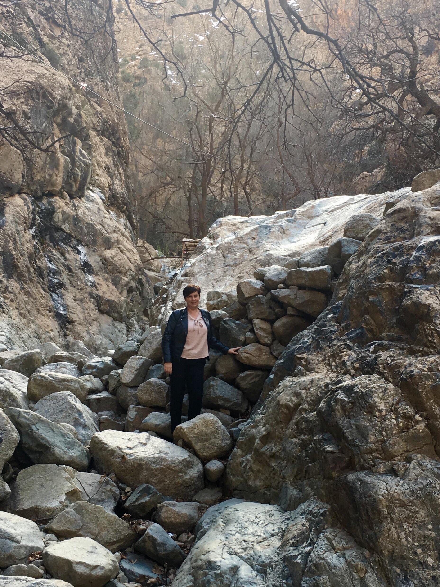 Setti fatma watervallen