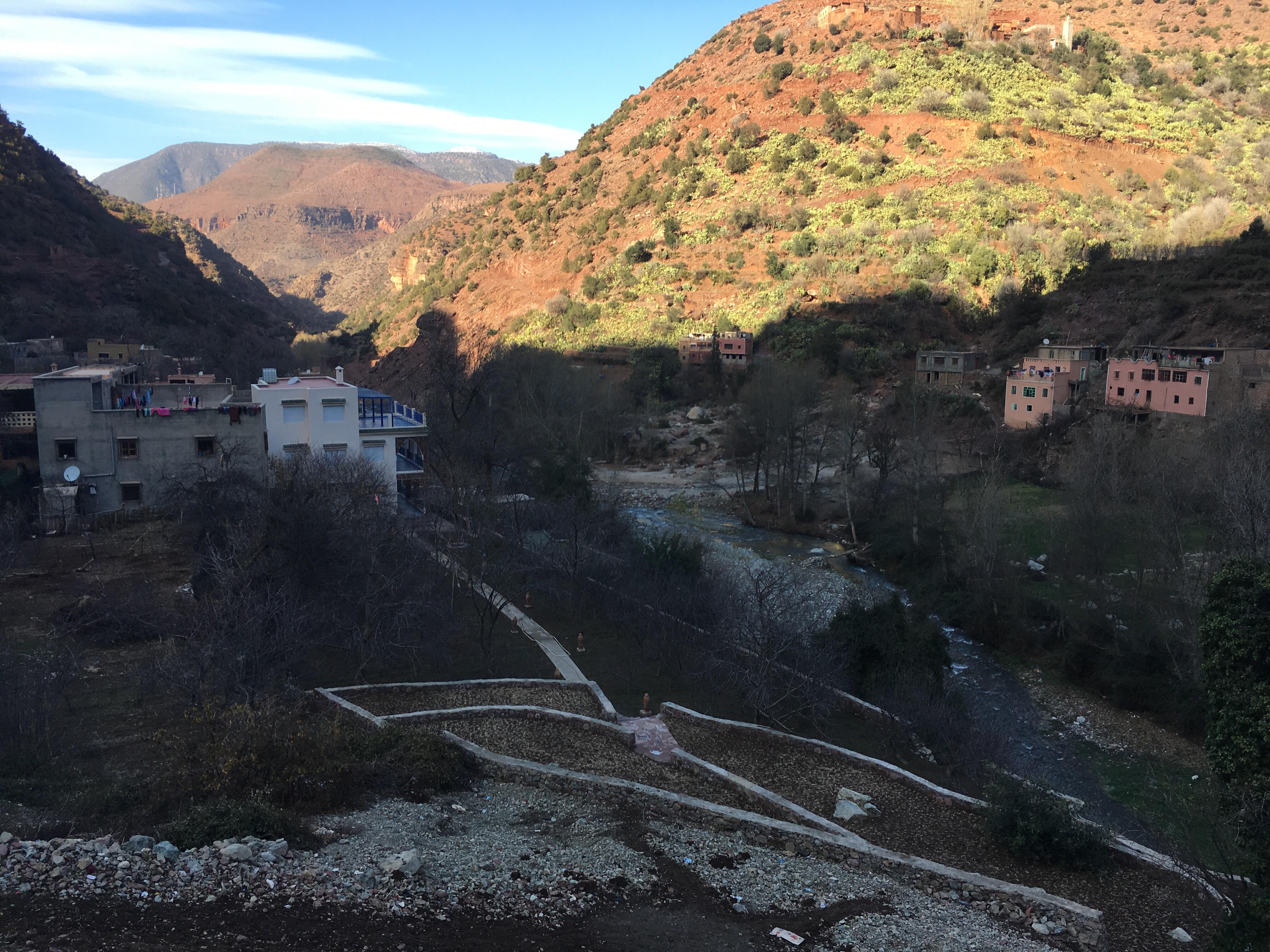 Excursie ourika vallei