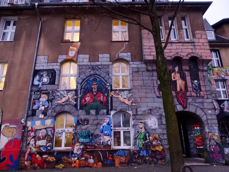 street art dusseldorf