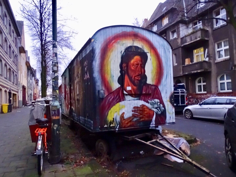 street art kiefernstrasse dusseldorf
