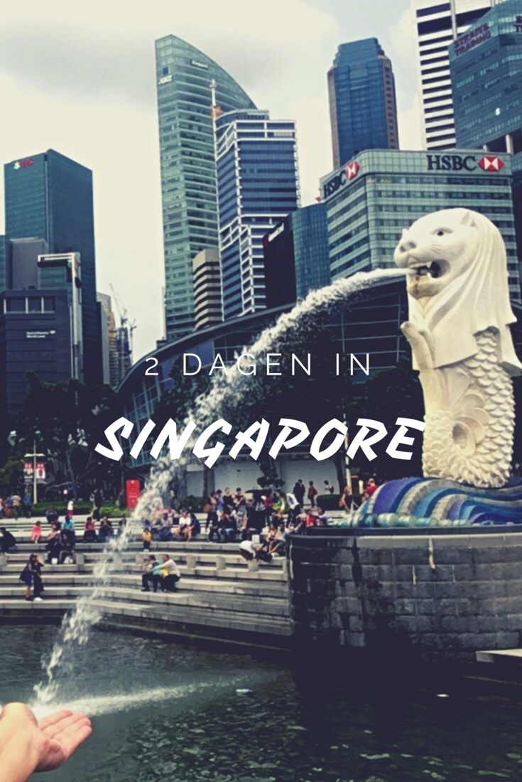 Singapore in 2 dagen - Worldwife.nl